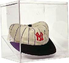 Display Case for Baseball Hat