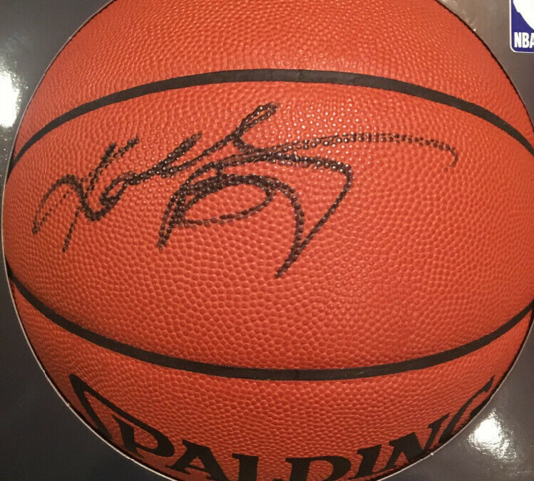 Kobe Bryant Signed Official NBA GAME Basketball Full Autograph Lakers PSA/DNA (Copy)