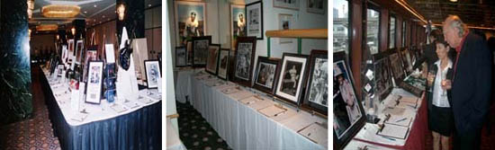 Cardboard Memories Silent Auction