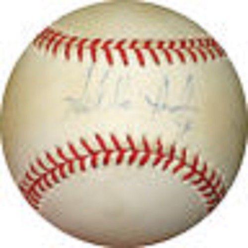 Hideki Irabu Signed Al Baseball Yankees World Series Champ Signed #14 PSA Coa