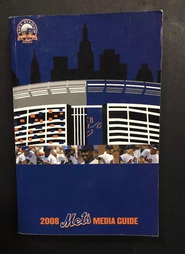 2008 New York Mets Post-Season Media Guide
