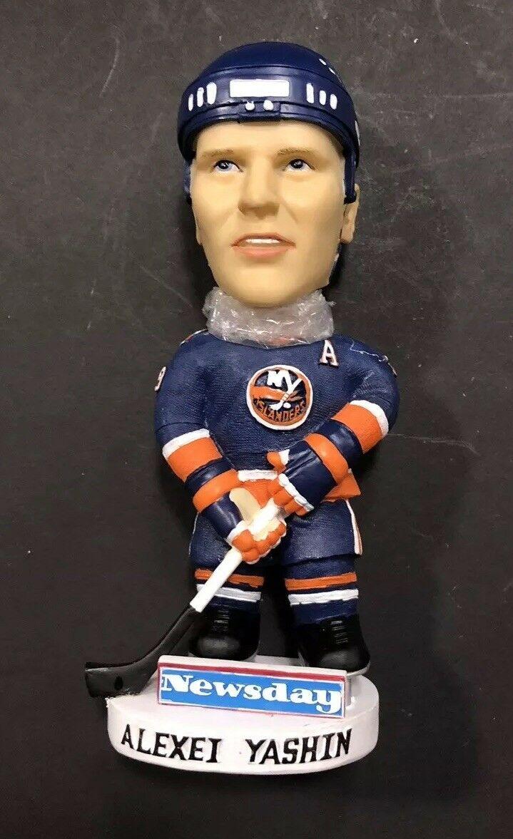 Alexei Yashin New York Islanders Bobblehead 1x All Star SGA Nm coliseum NIB