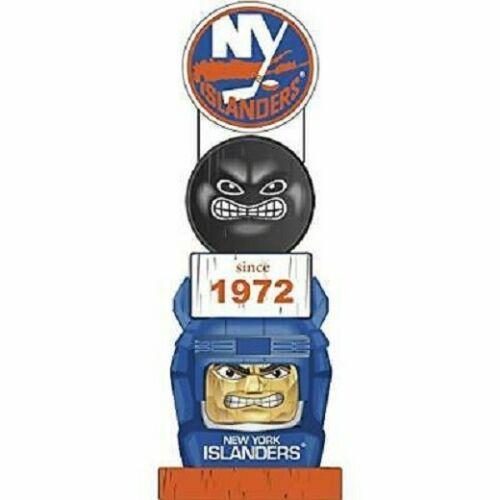 New York Islanders since 1972 Vintage Tiki Totem Lawn Garden Statue all weather