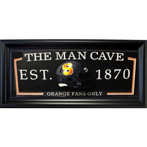 Syracuse Orange Man Cave